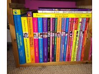 Horrid Henry massive library of 26 books, must see