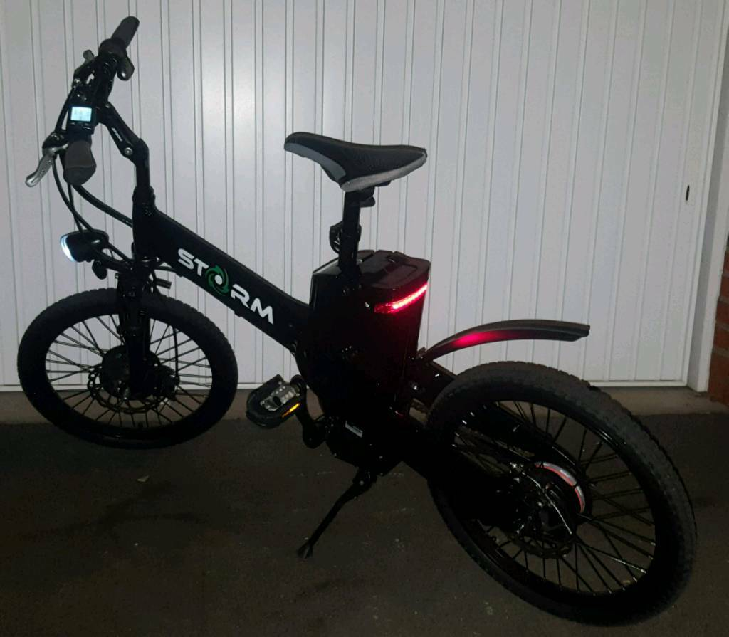 Ebike Electric Bike Cycle
