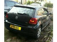 URGENT - SALE/PX/SWAP NEEDED ASAP - VW POLO TDI SE - FULL SERVICE HISTORY - £30 TAX - OFFERS INVITED