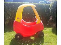 Little Tikes Cosy Coupe Car