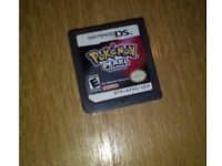 Pokemon Pearl Version Game for Nintendo DS/ DSi/ 3DS/ XL