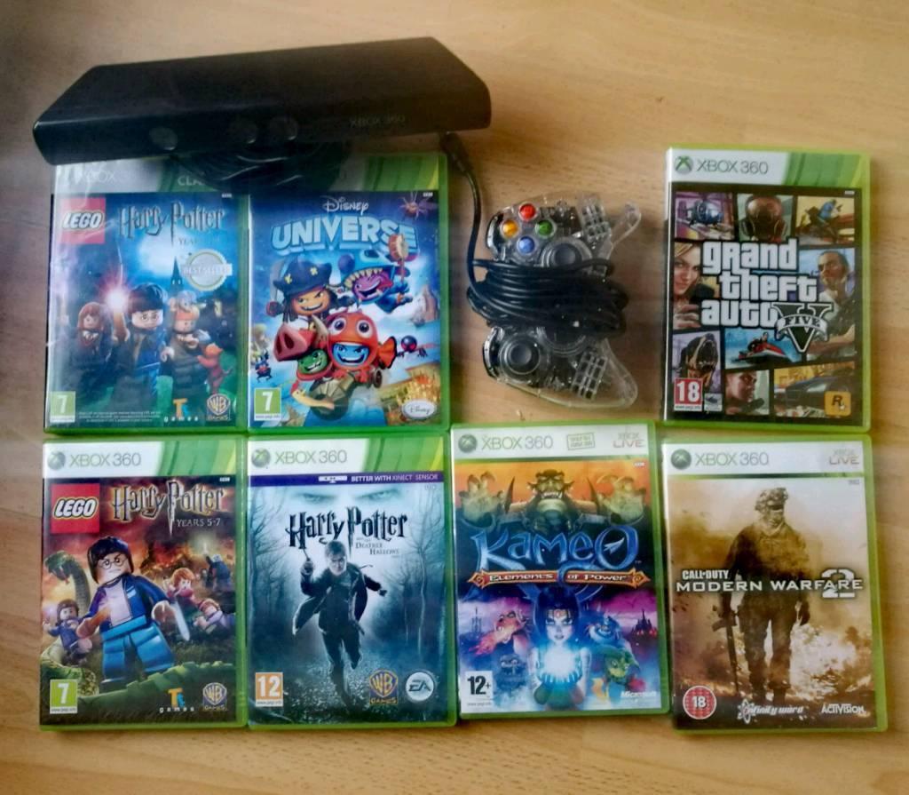 Xbox 360 bundlein Tonypandy, Rhondda Cynon TafGumtree - Xbox 360 bundle£45Collection only