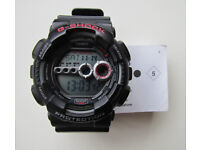 Casio G-Shock World Time GD-100 (3263) watch + manual