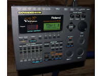 Roland V Drums EXPANDED TD-10 module electronic brain in very good condition