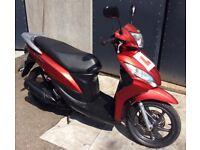 Honda, Yamaha, Sym 50, 110, 125 cc