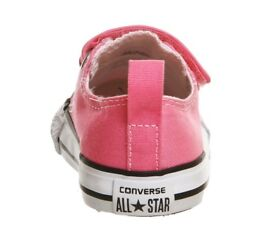 Converse All Star 2vlace Pink - Size 6UK