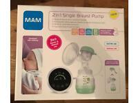 Mam electric breast pump