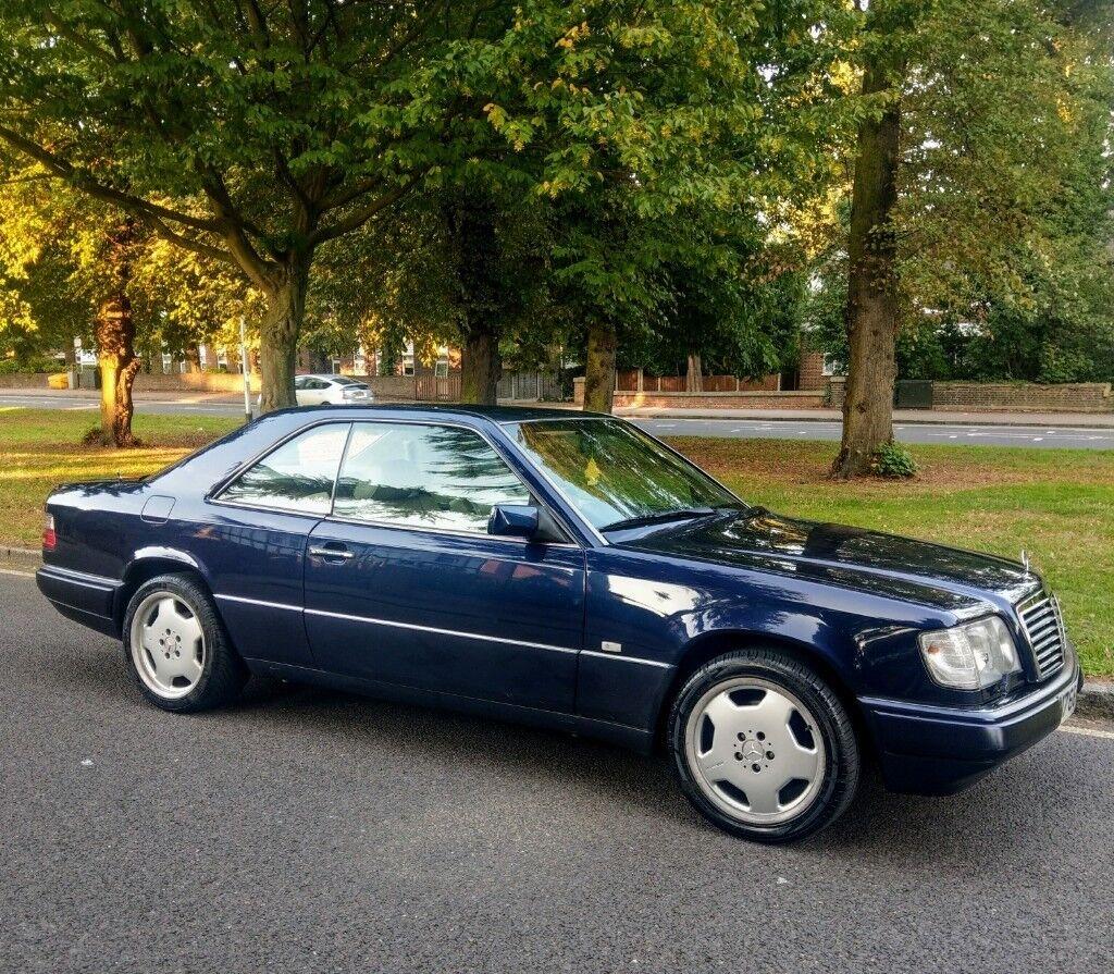 1996 Mercedes E320 Coupe W124
