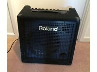Roland KC 300 - 100W Stereo Mixing Keyboard Amp