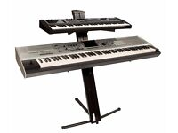 Ultimate Pro Keyboard Stand - for home, studio or gigging