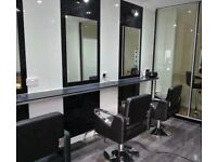 **SALON REDUCED** HAIR, MAKE-UP AND BEAUTY SALON FOR SALE