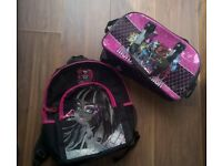 2 Monster High Bags