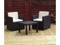 New Garden Patio or Conservatory Set. Brand New in Box.