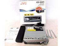 JVC KD-G441 Car CD/MP3 radio