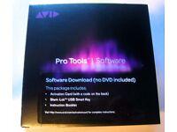 Avid Pro Tools 1yr subscription (Brand new)