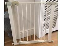 Three Stair Gates