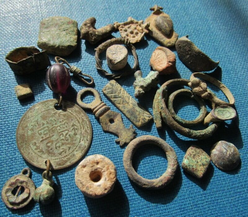 Ancient Roman and Other Holyland Relics