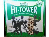Mega Hi-Tower Jenga style blocks