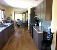 Kelowna Renovation - Booking End October