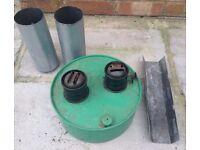 Paraffin Twin Burner Greenhouse Heater