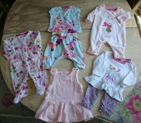Baby ted baker and joules 0-3 months