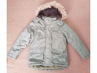 Boys parker style jacket