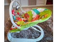 Baby Bouncer Fisher Price very good condition