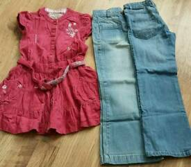 Girls clothing bundle age 8 & 8-9 yrs