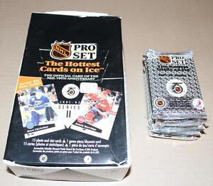 1991-92 Pro Set Hockey Series 1 and 2