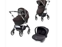 Silvercross Wayfarer Travel System Full Set