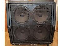 Behringer 4x12 Speaker Cabinet