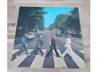 The Beatles – Abbey Road - UK - 1969 - Apple Records - PCS 7088 - EX/VG+
