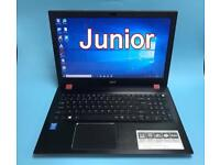 NEW! Acer i3 Gaming 8GB, 1TB, Slim HD Fast Laptop, (5th Gen) Win 10, HDMI, Microsoft office, Boxed