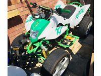 Road legal 250cc quad