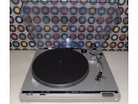 TECHNICS SL-B2 Semi-Automatic Belt-Drive Turntable.