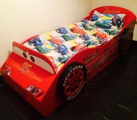 Single bed Lightening McQueen