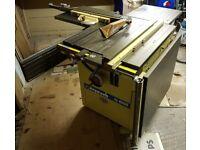 Scheppach ts 4000 Saw Bench with accessories