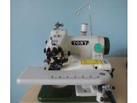 TONY Portable Blind Hemmer CM-500 Hemming Machine