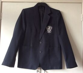 "PERTH ACADEMY SCHOOL BLAZER Boys 33"" chest"