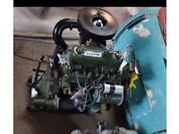 Classic mini 1275 gt early engine and gearbox