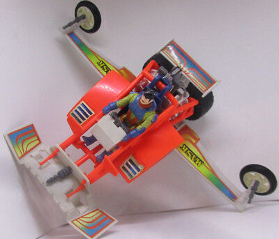 Firefly Spielzeug (M.A.S.K. (Kenner) - Firefly mit Julio Lopez Figur MASK Spielzeug)