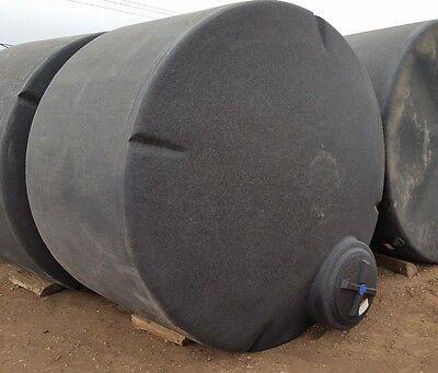 1550 Gallon Poly Water ONLY Storage Tank Tanks