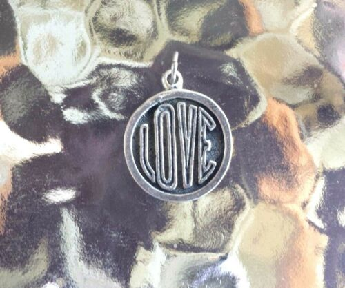 SHOW YOUR LOVE ONE 12 HIS & HERS or a FRIEND LOVE CHARMS / PENDANTS All New.