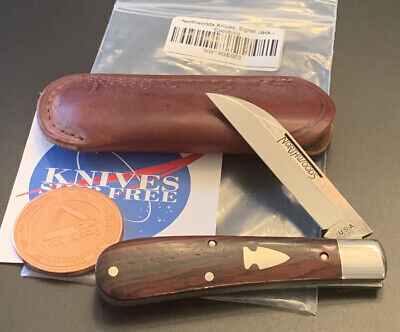 Northwoods Knife Signal Jack Great Eastern Cutlery COCOBOLA
