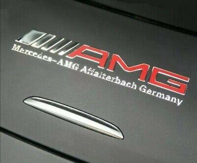 AMG Mercedes-Benz Alu...Aufkleber. Hochwertige Verarbeitung.Neu
