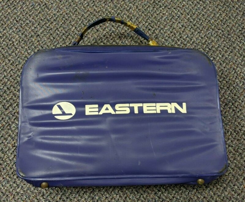 Vintage EASTERN AIRLINES Flight Attendant Carry-On Travel Bag