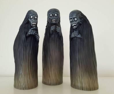 Three Witches / John Kenn Mortensen / Unbox Industries