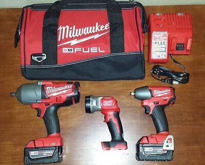 Milwaukee m18 fuel 3 8 1 2 high torque impact wrench for Milwaukee motor vehicle department