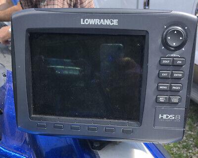 Lowrance Hds8 Soft Keyboard