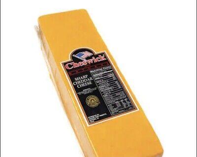 Cheswick Sharp Cheddar Cheese (5lb)